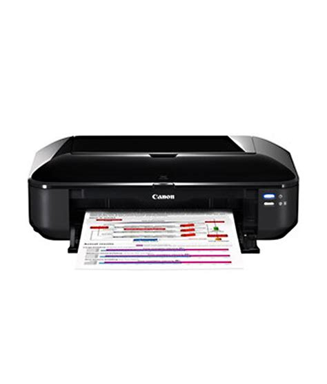 Printer Canon Pixma Ix6560 canon pixma ix6560 single function printer price in india buy on snapdeal