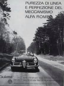 Alfa Romeo Ad Kitschy Kitschy Coo Retro Alfa Romeo Ad