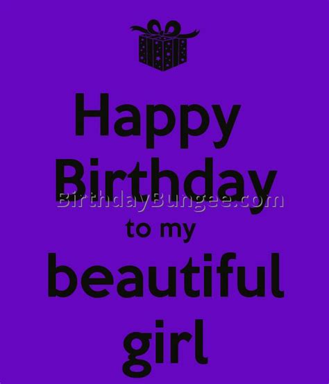 Beautiful Quotes For Daughters Birthday Happy Birthday Beautiful Daughter Pictures To Pin On