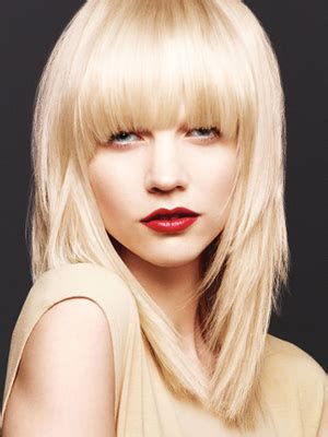 hairstyles with curved bangs cute ways to cut your bangs