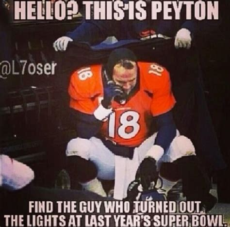 Peyton Manning Superbowl Meme - broncos manning mayweather dogged with hilarious memes