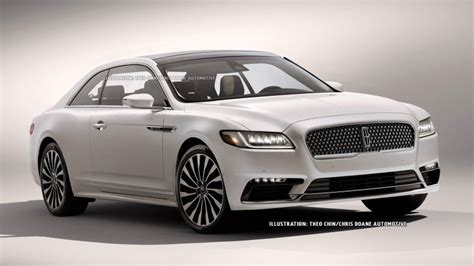 Lincoln Continental Commercial 2017 by 2017 Lincoln Continental Reimagined As A Coupe Autoblog