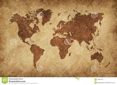 vintage map pattern world map in vintage pattern stock photos image 18391543