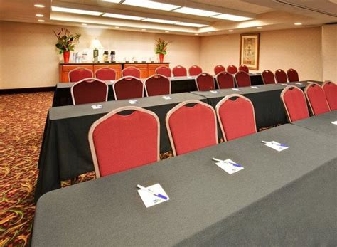 comfortable classroom boardroom conference style set up picture of downers