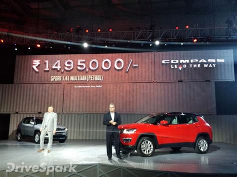 jeep india price list jeep compass price in india jeep compass suv price list