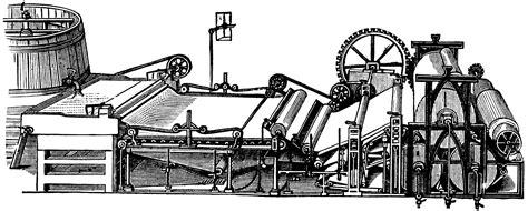 How To Make Paper Machine - paper machine clipart etc