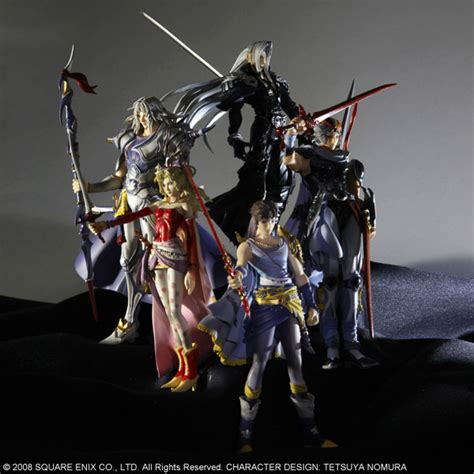 Original Dissidia Trading Arts Butz picture 115104 pictures myfigurecollection net tsuki board net