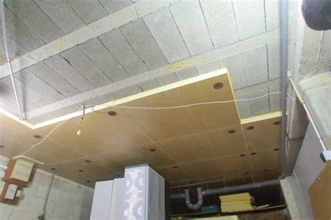 Isolation Plafond Polyuréthane by Plaire Comment Isoler Un Plafond De Garage A Propos De