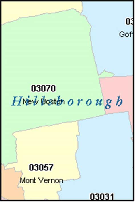 new hshire zip code map nashua new hshire nh zip code map downloads