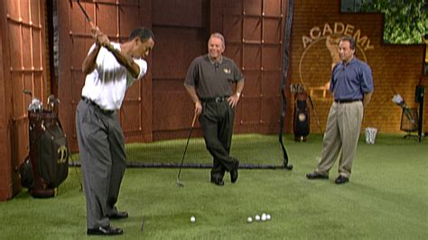 tiger woods golf swing 2000 tiger woods explains his least favorite swing drill golf