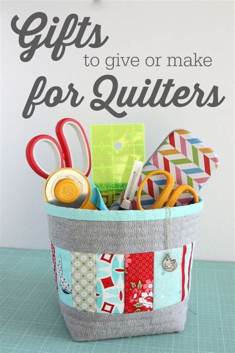 Quilting Gifts by 50 Gifts To Buy Or Make For Quilters