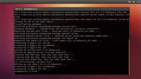 setup ubuntu server ssh how to install ssh server in ubuntu 12 10 youtube
