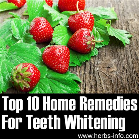 the 10 best ways to whiten your yellowish teeth naturally