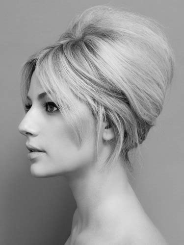 how to do brigitte bardot up do hairstyle step by step