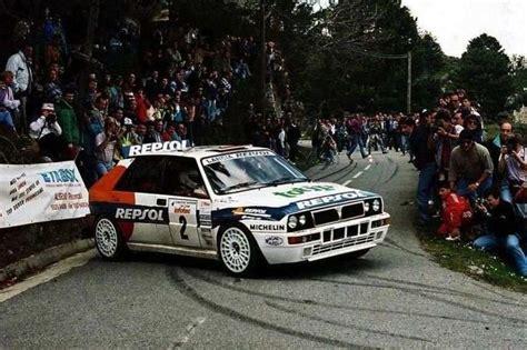 Lancia Delta Rally Lancia Delta Hf Integrale The Of The Rally