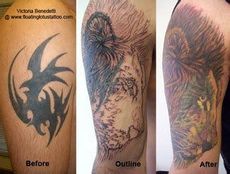 tattoo cover up portland cover up tattoos floating lotus tattoo studio portland