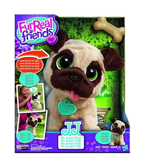 furreal friends pug furreal friends jj my jumpin pug pet review lovebugs and memes