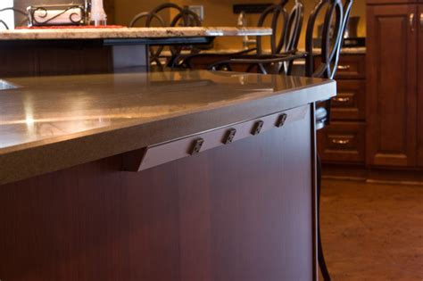 kitchen island power strip angle power strip