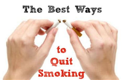 Best Ways To Detox From Nicotine by Trying To Quit Best Way To Quit