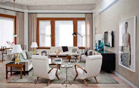 living room loft tribeca citizen loft peeping loft tour preview 3