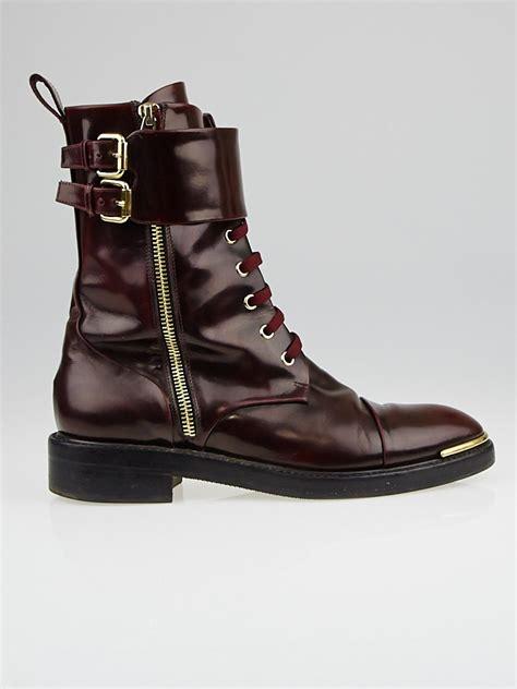 louis vuitton combat boots louis vuitton calf leather diplomacy ranger combat