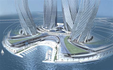 X Mas Tree by Dubai Towers Dubai Flu X Architecture Design