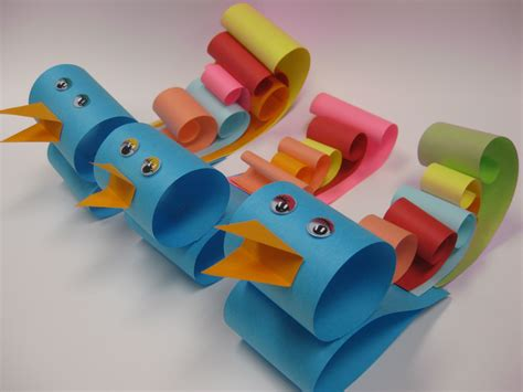 8 Delightful Crafts by These Delightful Birds Were Featured Among The Craft Ideas
