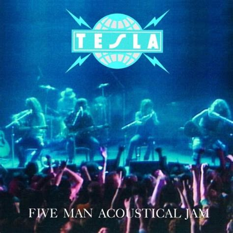Tesla New Cd Tesla Five Acoustical Jam Sleaze Roxx