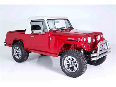 jeep jeepster for sale 1969 jeep commando custom for sale classiccars com cc
