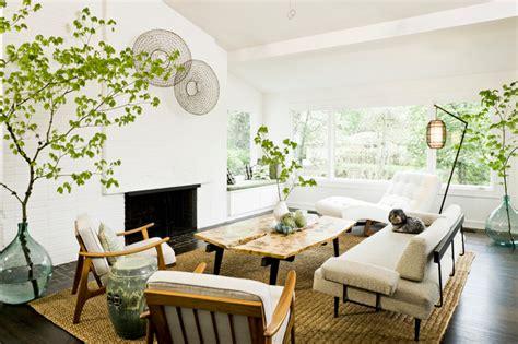 Living Room Portland | portland mid century modern midcentury living room