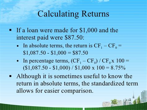 Mba Loan Comparison by Financial Risk Management Ppt Mba Finance