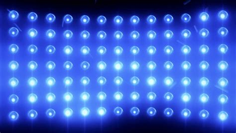 wall of lights wall of lights stock footage