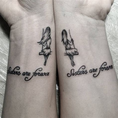 sister quote tattoos 31 designs ideas design trends premium