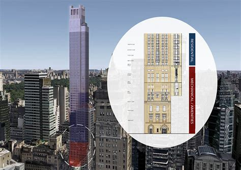 432 park avenue mechanical floors loophole allows developers to build skyscrapers on stilts