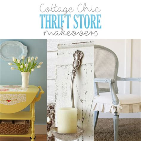 cottage chic store cottage chic thrift store makeovers the cottage market