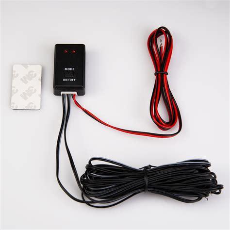 emergency vehicle light controller msc2 24w led multi function strobe controller