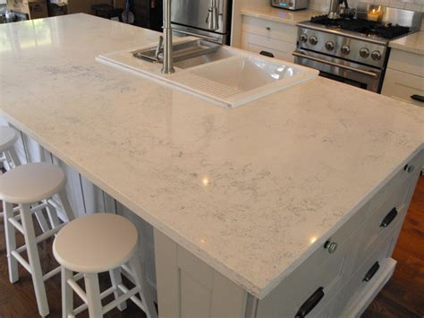 White Quartz Kitchen Countertops Pics For Gt White Quartz Countertops