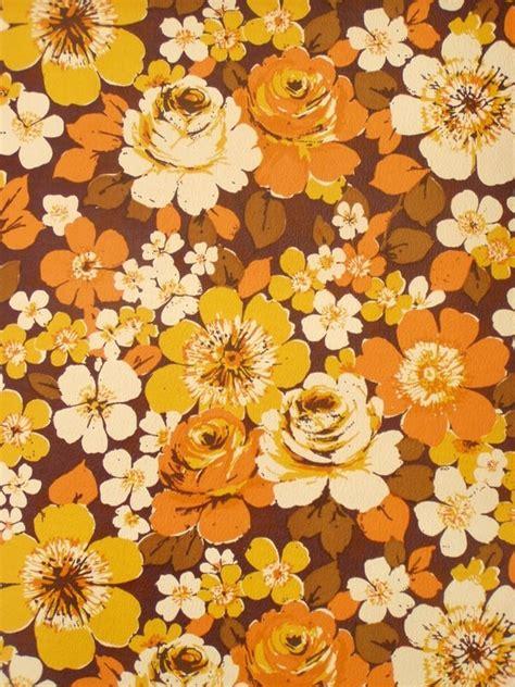 70s floral 60s wallpaper wallpapersafari