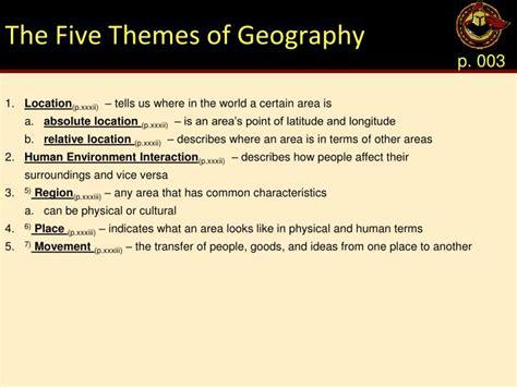 5 themes of geography el salvador the colorado river location palm springs location