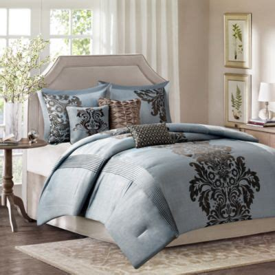 madison park vienna 7 piece comforter set buy cal king comforter sets from bed bath beyond