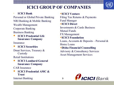 who is the founder of icici bank icici bank