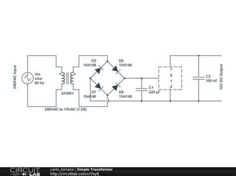 12vdc to 12vac converter circuit diagram 240vac to 12vdc converter circuit diagram circuit and