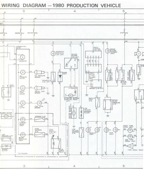 toyota bj40 wiring diagram wiring diagram with description