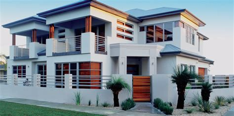 stunning single storey home designs perth images