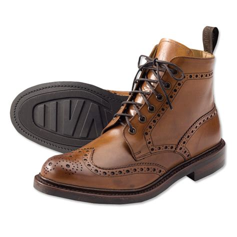 leather brogue boots brogue boot orvis