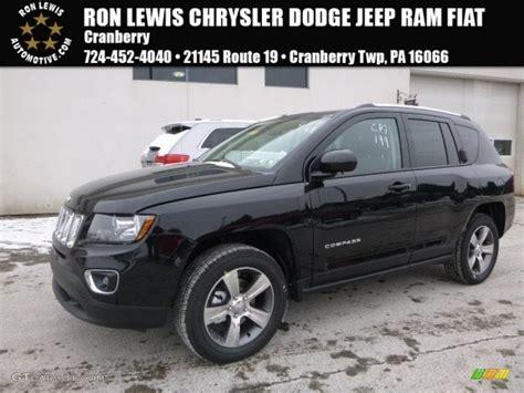 2017 jeep compass latitude black 2017 black jeep compass latitude 4x4 117987235 photo 6