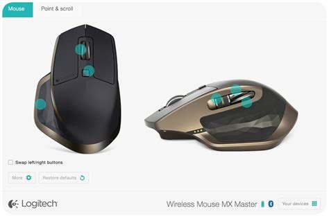 Logitech Mx Master Bluetooth Mouse Dual Mode Wireless 2 4 Ghz logitech mx master wireless mouse 910 004337 ca