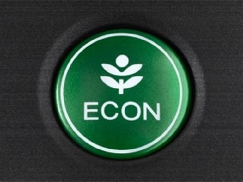 Honda Econ Button by How Honda Civic Eco Mode Increases Fuel Economy Torque News