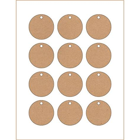 buy 60 printable cardstock square hang tags with holes 2 90 printable cardstock rectangle hang tags with holes 3 x