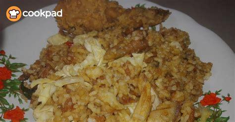 resep nasi goreng ayam crispy oleh nur kainah cookpad